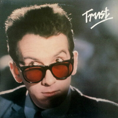 Elvis Costello & The Attractions vinilas Trust
