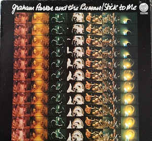 Graham Parker And The Rumour vinilas Stick To Me