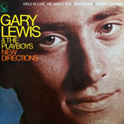 Gary Lewis & The Playboys vinilas New Directions