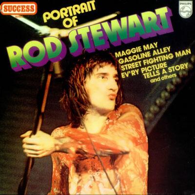Rod Stewart vinilas Portrait Of Rod Stewart