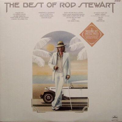 Rod Stewart vinilas The Best Of Rod Stewart