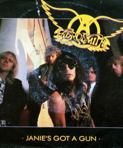 Aerosmith - 1989 - Janie's Got A Gun