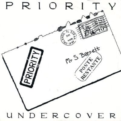 Priority - 1989 - Undercover