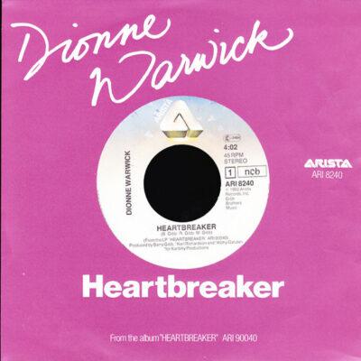 Dionne Warwick - 1982 - Heartbreaker