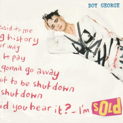 Boy George - 1987 - Sold