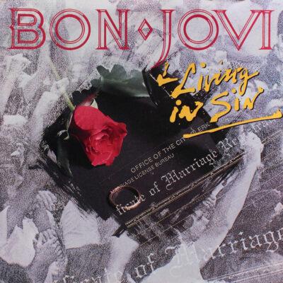 Bon Jovi - 1989 - Living In Sin