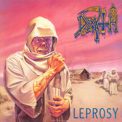 Death vinilas Leprosy