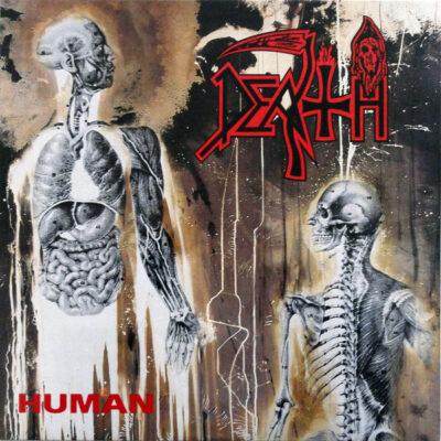 Death - 1991 - Human