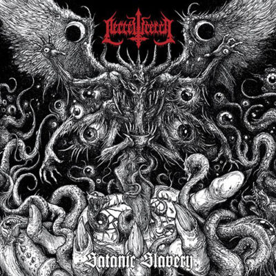 Necrowretch - 2017 - Satanic Slavery
