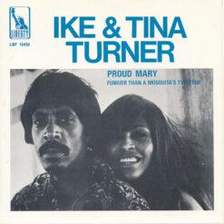 Ike & Tina Turner - 1971 - Proud Mary