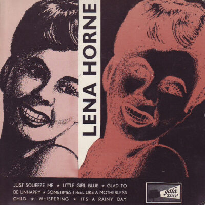 Lena Horne With Phil Moore And His Orchestra