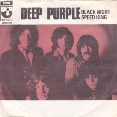 Deep Purple - 1970 - Black Night / Speed King