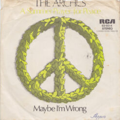 The Archies - 1971 - A Summer Prayer For Peace