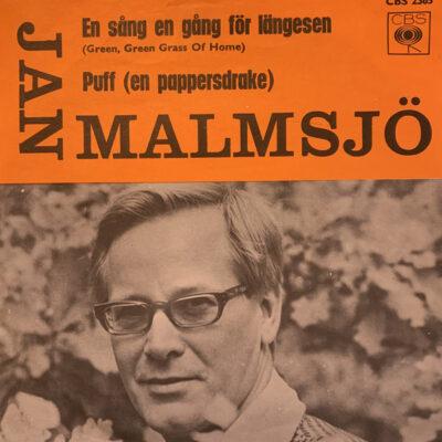 Jan Malmsjö - 1967 - En Sång En Gång För Längesen / Puff