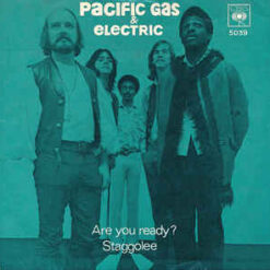 Pacific Gas & Electric - 1970 - Are You Ready?