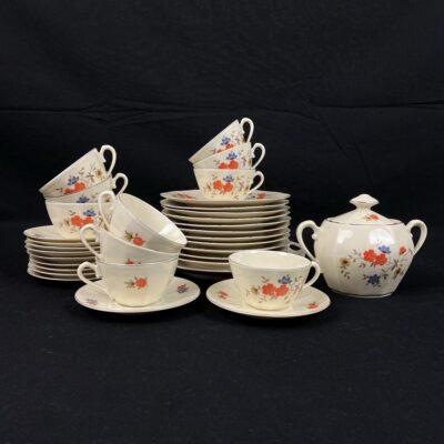porcelianinis servizas