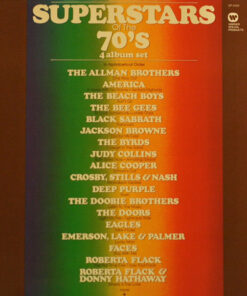 Various - 1973 - Superstars Of The 70's