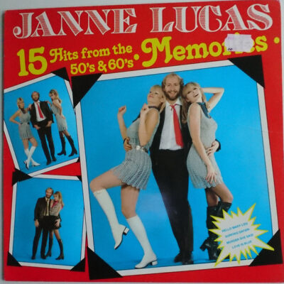 Janne Lucas - 1980 - Memories⋅15 Hits From The 50's & 60's