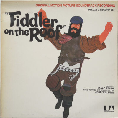 John Williams - 1971 - Fiddler On The Roof (Original Motion Picture Soundtrack Recording)