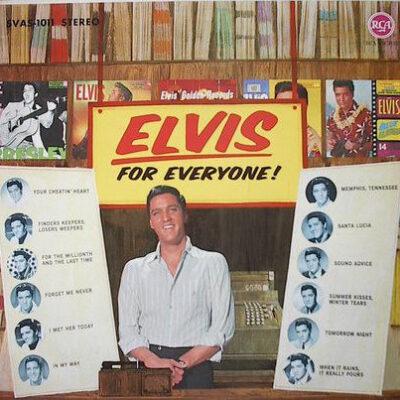 Elvis Presley - 1965 - Elvis For Everyone!
