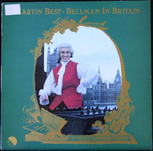Martin Best - 1978 - Bellman In Britain