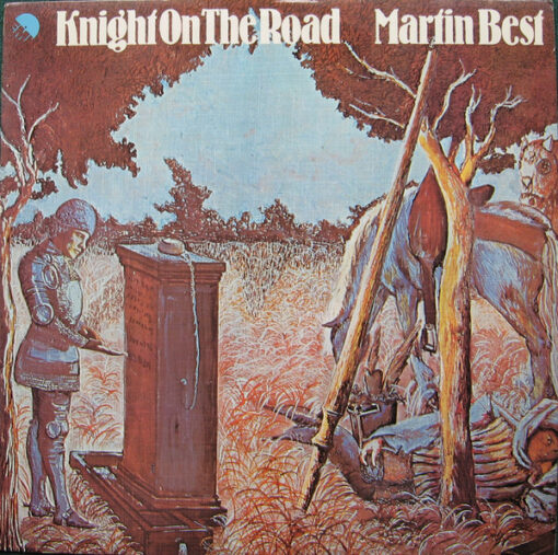 Martin Best - 1977 - Knight On The Road