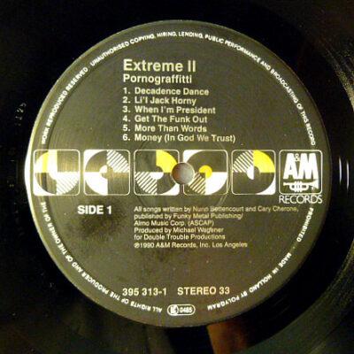 Extreme - 1990 - II Pornograffitti (A Funked Up Fairy Tale)