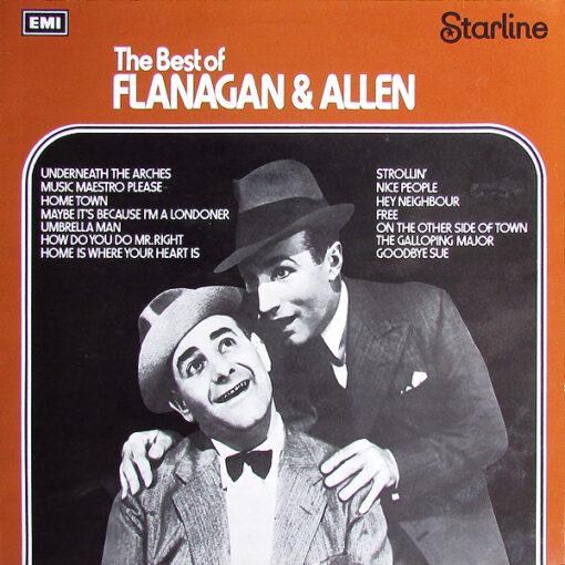 Flanagan And Allen - The Best Of Flanagan And Allen