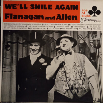 Flanagan And Allen - We'll Smile Again