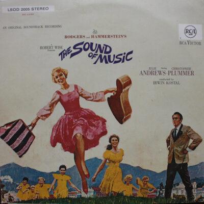 Various - 1965 - The Sound Of Music (An Original Soundtrack Recording)