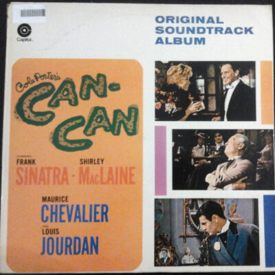 Various - Cole Porter's Can-Can: Original Soundtrack Album