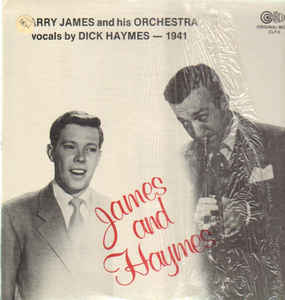 Harry James And His Orchestra / Dick Haymes - 1980 - James And Haymes