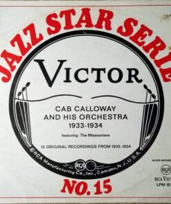 Cab Calloway - Cab Calloway And His Orchestra 1933-1934