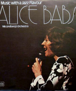 Alice Babs / Nils Lindberg's Orchestra - 1973 - Music With A Jazz Flavour