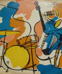 Wanda Warska, The Kurylewicz Trio - Jazz '58