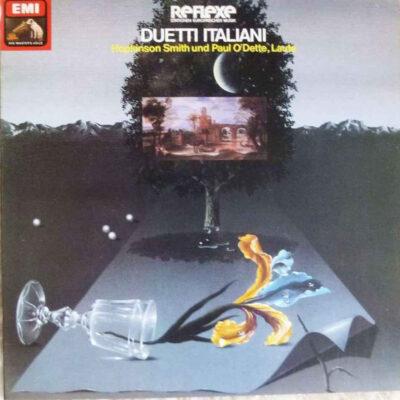 Hopkinson Smith, Paul O'Dette - 1979 - Duetti Italiani