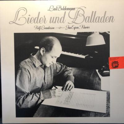 Laci Boldemann, Rolf Leanderson - 1985 - Lieder Und Balladen