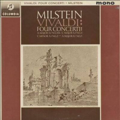 Vivaldi, Milstein - Four Concerti