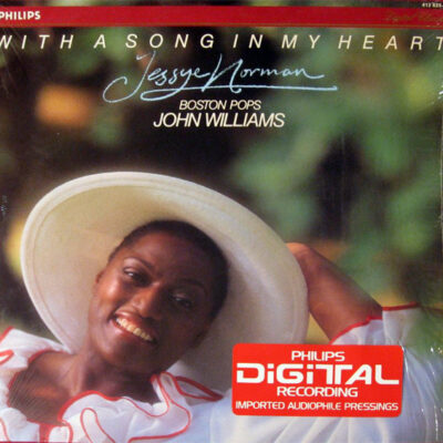 Jessye Norman - 1984 - With A Song In My Heart
