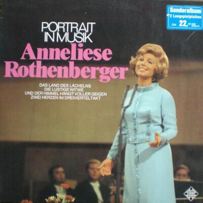 Anneliese Rothenberger - 1973 - Portrait In Musik