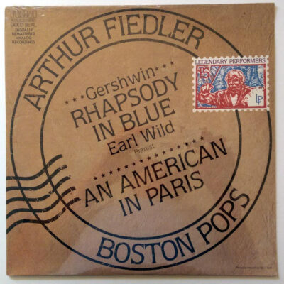 George Gershwin - 1983 - Rhapsody In Blue / An American In Paris