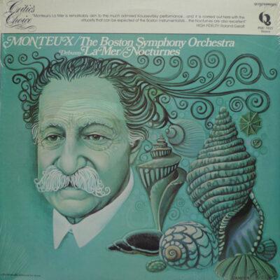 Debussy / Boston Symphony Orchestra, Pierre Monteux - La Mer • Nocturnes