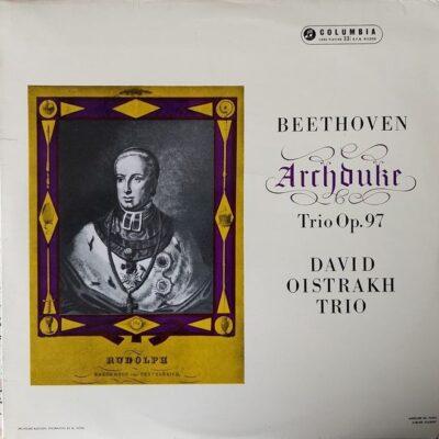David Oistrakh Trio, Beethoven - Archduke / Trio, Op. 97