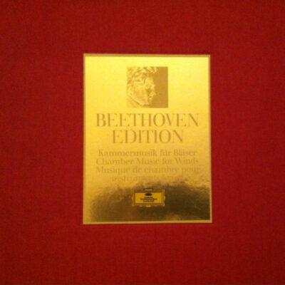 Ludwig van Beethoven - 1970 - Kammermusik Für Bläser - Beethoven Edition 1970