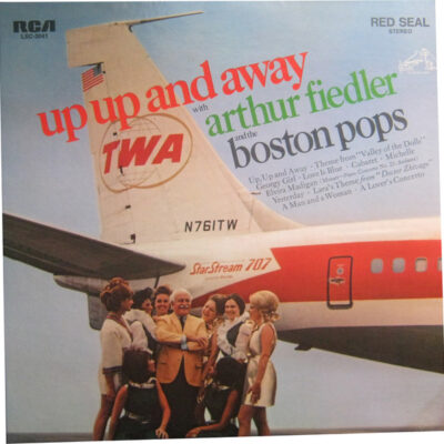 Arthur Fiedler and The Boston Pops - 1968 - Up Up And Away