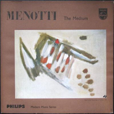 Menotti - 1959 - The Medium