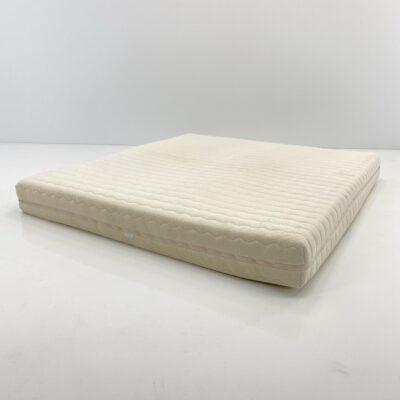 Naudotas baltas lovos čiužinys