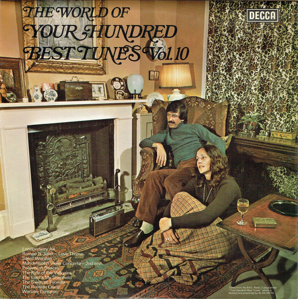 Various - 1975 - The World Of Your Hundred Best Tunes Vol. 10