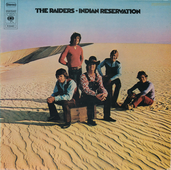 The Raiders - 1971 - Indian Reservation