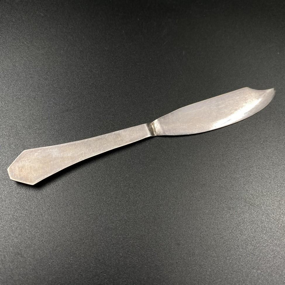 Metalinis peilis sviestui